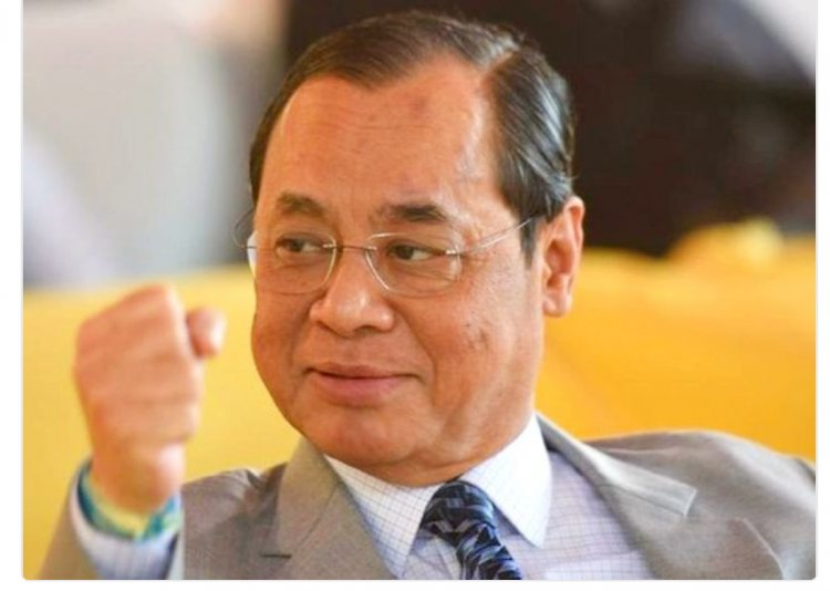 Sexual harassment case against former CJI: Supreme Court closes the case against former Chief Justice Ranjan Gogoi, saying - no denial of conspiracy