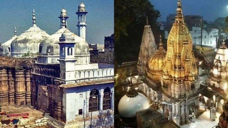 BREAKING : Varanasi civil court allows ASI Survey of Gyanvapi mosque